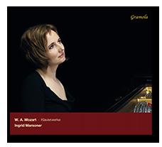 Ingrid Marsoner_Mozart-Album