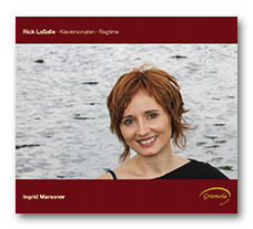 Ingrid Marsoner CD-Cover Rick LaSalle